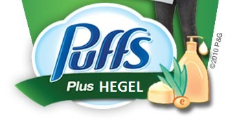 Puffs plus Hegel